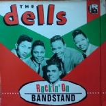 THE DELLS ROCKIN' ON BANDSTAND-50s VOCAL GROUP/RHYTHM & BLUES-16 TRACKS RARE NOW